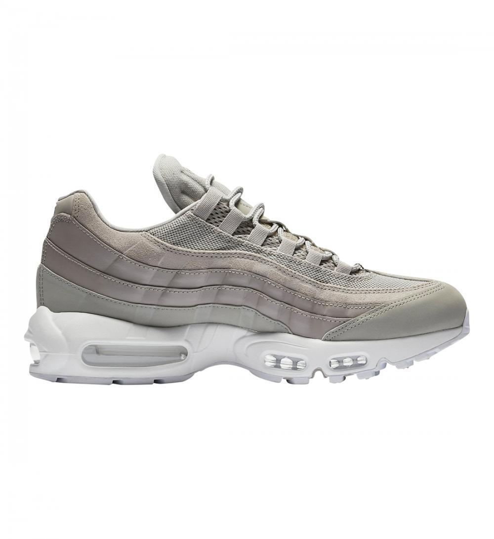 air max 95 gris clair,Nike Baskets basses Air Max 95 Premium Homme ...